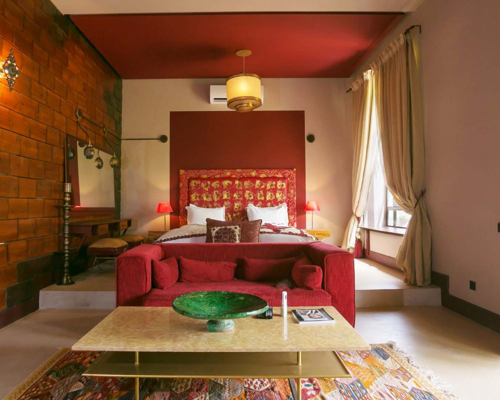 Suite-Lady-in-Red-maison-hotes-The-Source-Marrakech